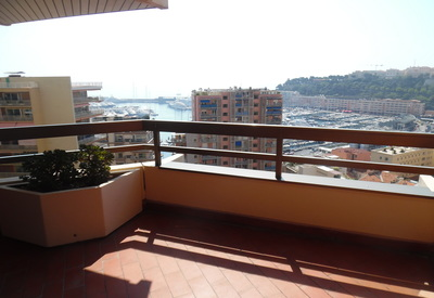 Superb 2 bedrooms apartment  with sea view