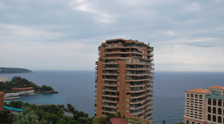 2 bedroom with sublime sea views - Park St. Roman