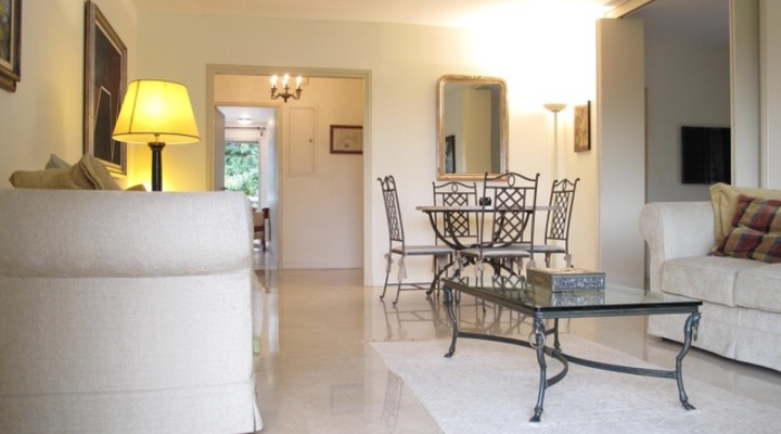 Splendid 4 room apartment in Cap Martin