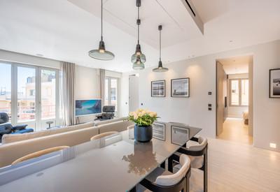 3 bedroom apartment near the Carré d'Or - Villa Richmond