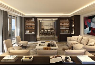 Luxueux Appartement de Maître. Clef en main.