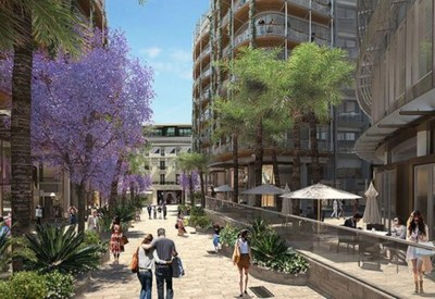 """One Monte Carlo"" Luxury Apartments"