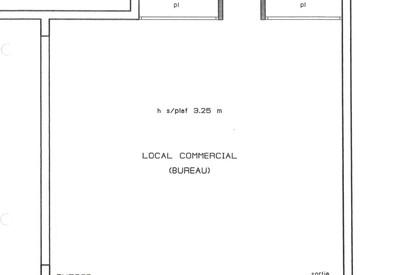 Bureaux dans l'immeuble Le Cimabue