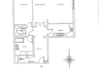 2 pièces - Le Memmo Center