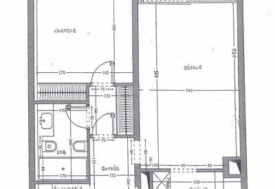 1 bedroom apartment - Le Botticelli
