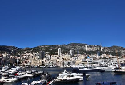 3 pièces au Ruscino sur le port de Monaco
