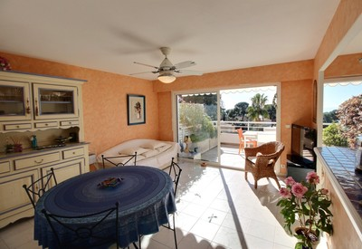 1 bedroom apartment - Cap D'ail