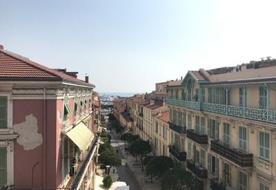 Appartement duplex avec toit terrasse