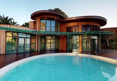 Villa du Sporting avec piscine privée