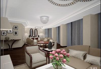 Appartement, unique à Monaco, sur tout un étage