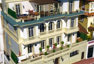 """""""Villa Grace"""" Unique historical private town house"""