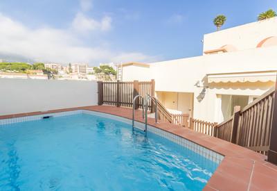 Penthouse en duplex au Cyclades à Fontvieille