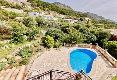Villa with swimming pool - La Turbie