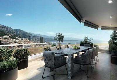 Skyrose Monaco - 4 pièces - Les Ligures