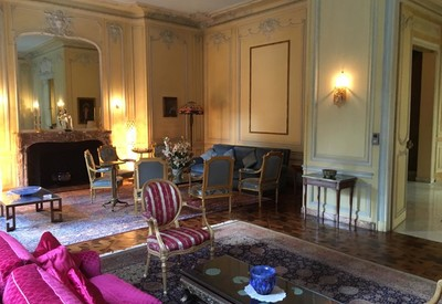 Magnificent Mansion, in the 15th arrondissement - Paris