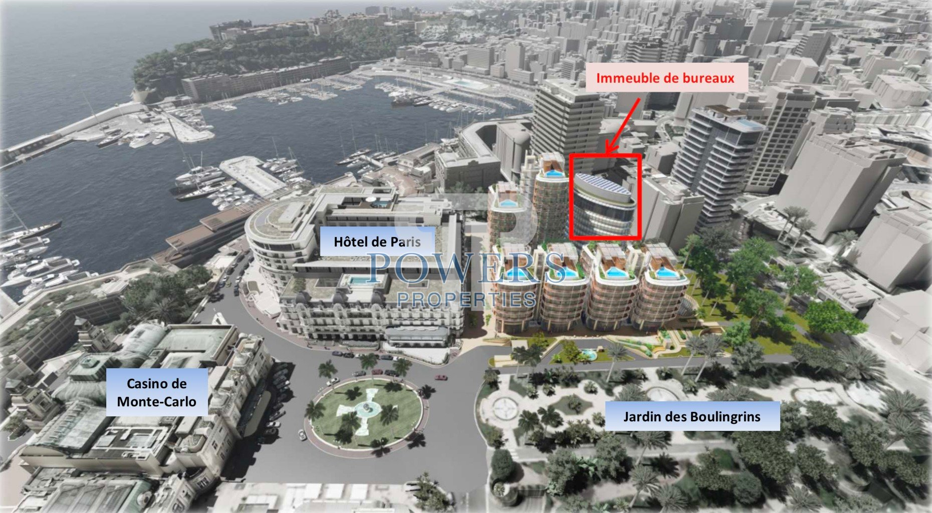Location Powers Properties Agence Immobiliere Monaco Carr U00e9