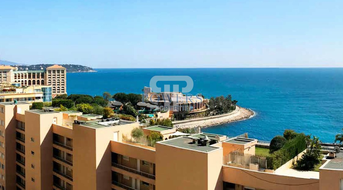 3 bedroom apartment with terrace and sea view - Château Amiral