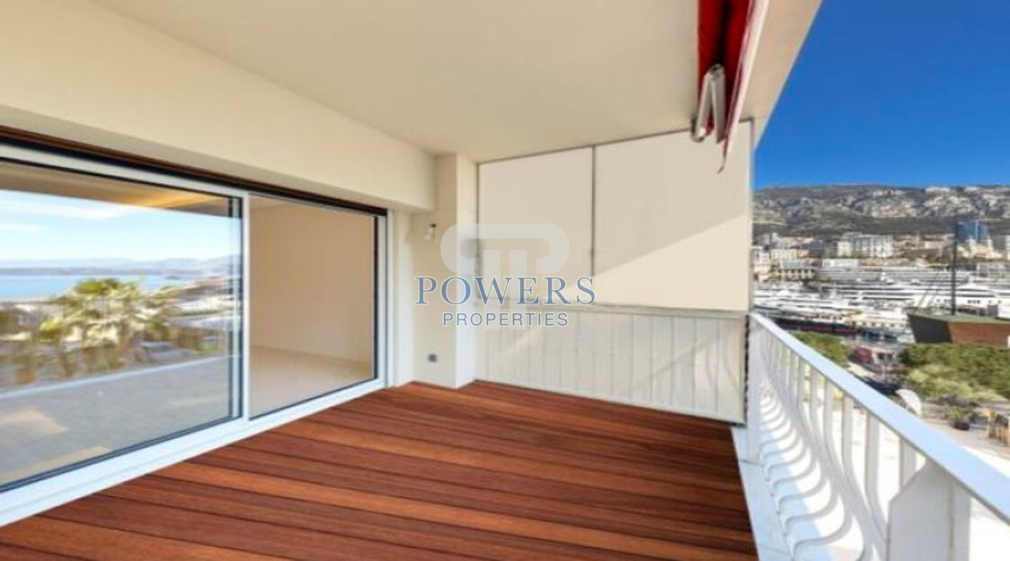 3 bedroom apartment with a splendide sea view - Ruscino