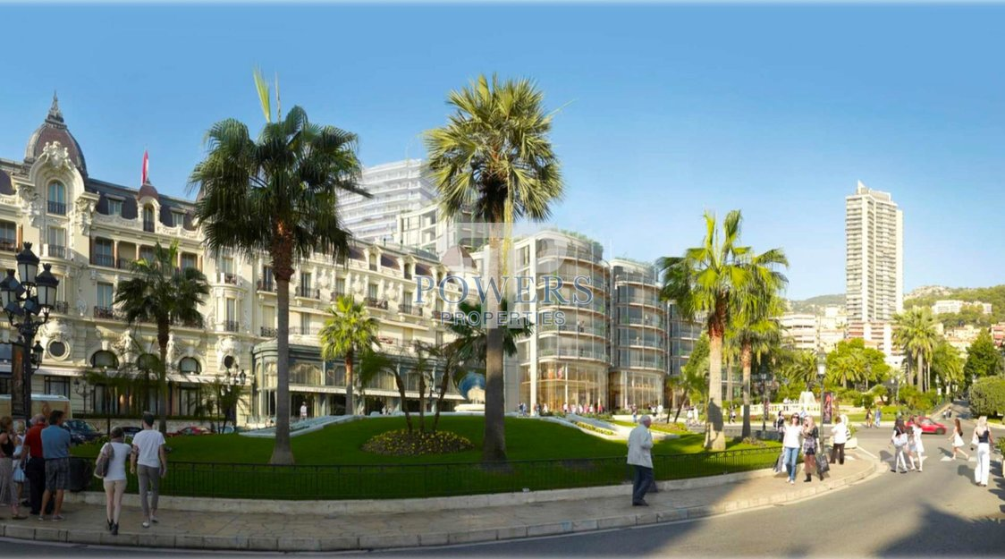 """One Monte Carlo"" Luxury Apartments"