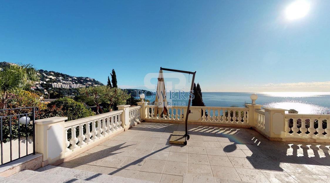 Villa in Roquebrune Cap Martin (Golfe Bleu)