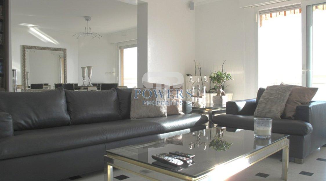 Superbe appartement sur les hauteurs de Beausoleil
