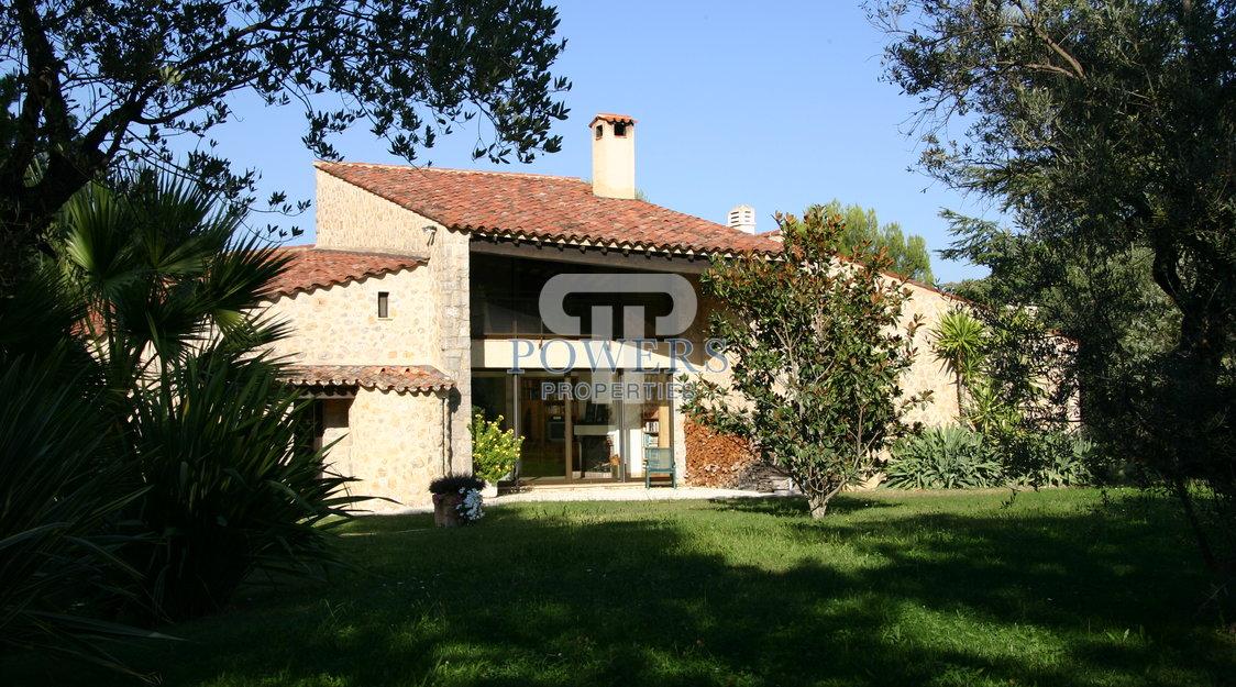 Fayence, wonderfull property on 5 acres