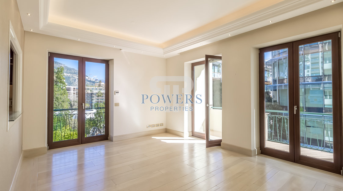 Renovated 2 bedroom apartment in the Golden Square - Palais St James