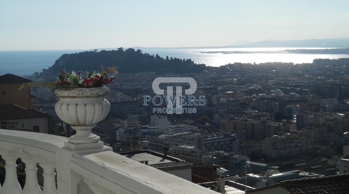 Propriété à Nice - Mont Boron