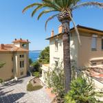 Belle Epoque Villa featuring a large guest house - 3