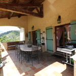 Large family villa 3 minutes from La Turbie - 2