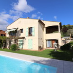 Large family villa 3 minutes from La Turbie - 1