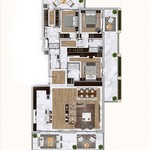 Bright luxury sea view apartment - La Réserve - 10