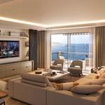 Bright luxury sea view apartment - La Réserve - 1