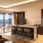 Bright luxury sea view apartment - La Réserve - 2