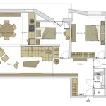 Turnkey - 3 bedroom apartment in Château Amiral - 10