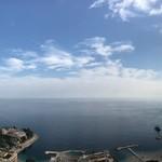 Vue panoramique mer - 2 pièces rénové - moderne - 1