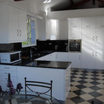 "Villa ""Clos Fleuri"" composed of 2 apartments - 4"