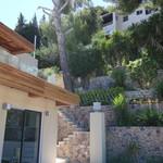 Eze proche village, belle villa rénovée vue mer - 10