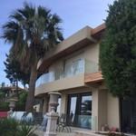 Eze proche village, belle villa rénovée vue mer - 5