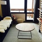Bel appartement entièrement rénové Courchevel 1850 - 2