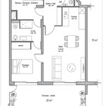 3 room apartment with private garden - 4