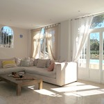 Villa for sale on the Cap d'Antibes. - 12