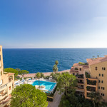 Duplex penthouse at Cyclades in Fontvieille - 8