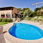 Villa with swimming pool - La Turbie - 16