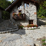 """WONDERFALL CHALET"" Limone Italy - Furnished - 8"