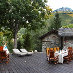 """WONDERFALL CHALET"" Limone Italy - Furnished - 25"