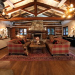 """WONDERFALL CHALET"" Limone Italy - Furnished - 36"