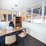 23 Furnished offices at Thales